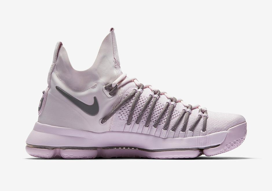 8e82d0a7321 Nike KD 9 Elite Pink Dust Release Info