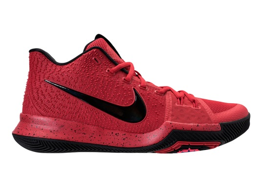 "Kyrie Irving's 3-Point Contest ""Candy Apple"" PE Is Releasing"