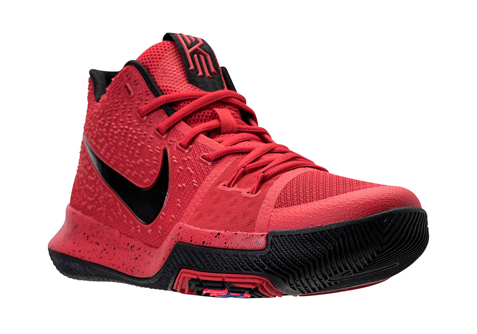 Nike Kyrie 3 Candy Apple Release Date