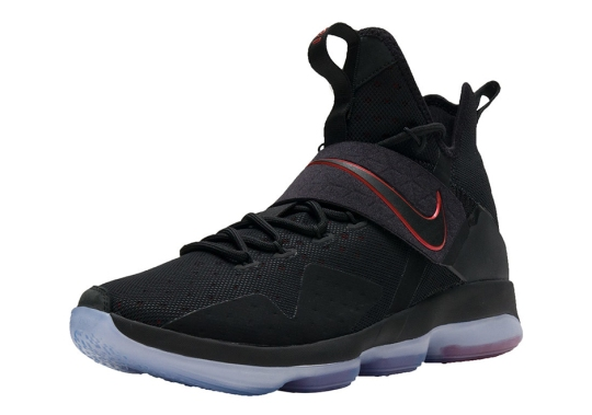 """Nike LeBron 14 """"Bred"""" Is Now Available"""