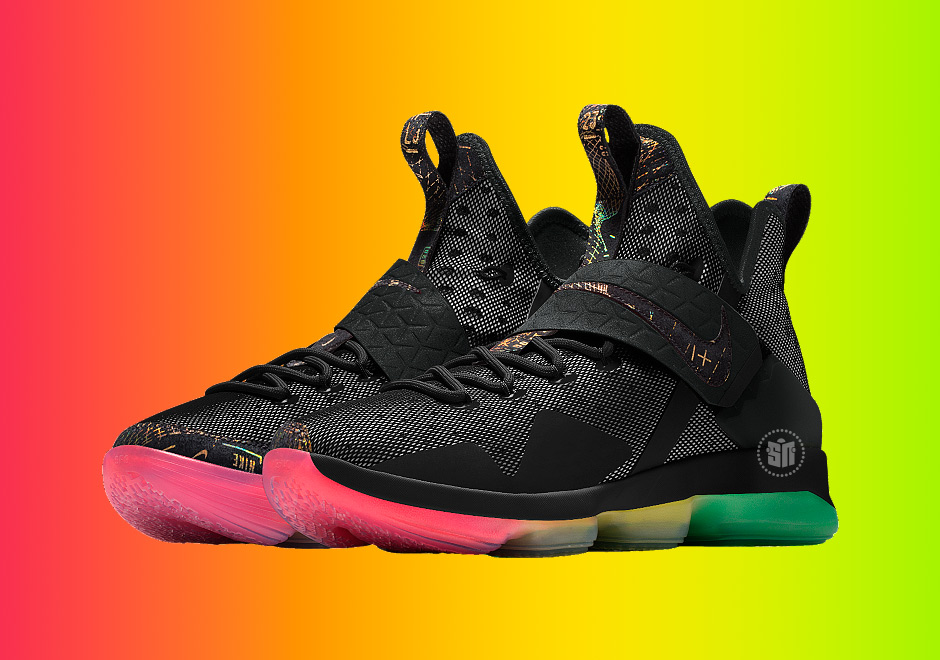 competitive price 1bc1c b7b56 ... Nike PG 1 would make its debut to the NIKEiD with this Rise and Shine  Pack. Check out more photos of the new iD options below and start  customizing ...