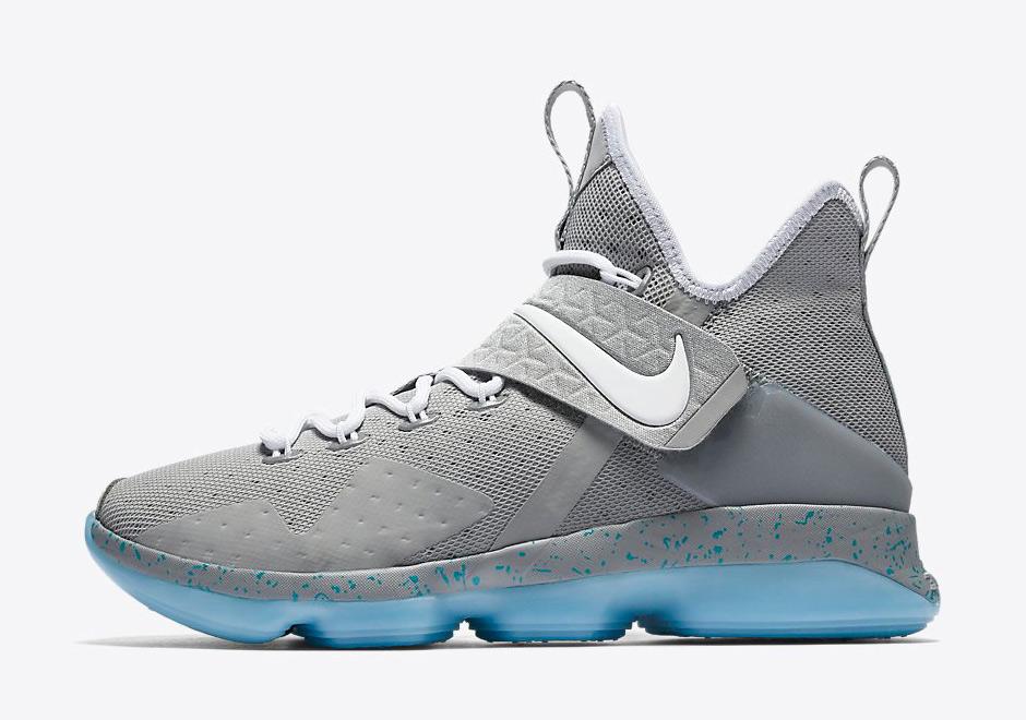 Nike LeBron 14 MAG Colorway 852405-005