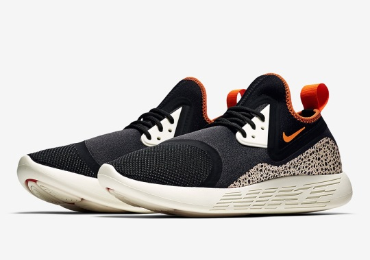 "The Nike LunarCharge Brings Back OG ""Safari"" Colors"