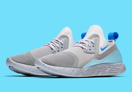 A Nike LunarCharge Worthy Of The MAG Is Releasing This Weekend