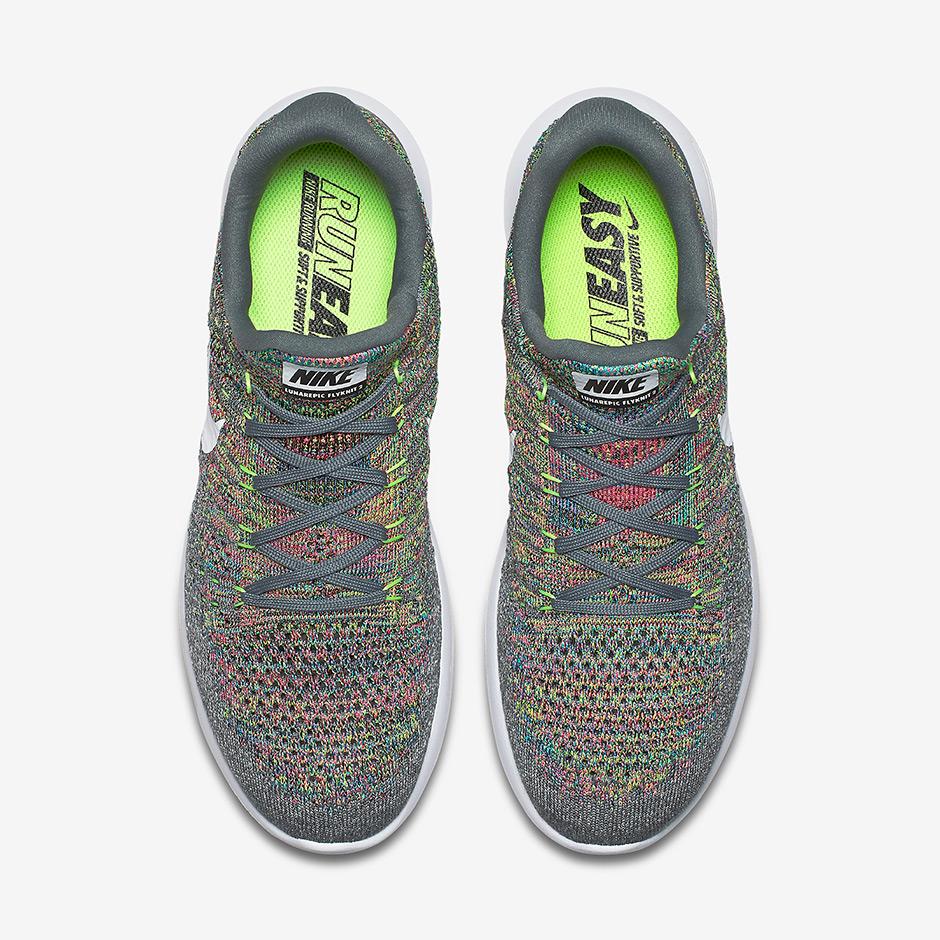 Nike Lunarepic Low Flyknit 2 Multicolor