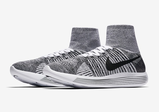 "A Tasty New ""Oreo"" Nike LunarEpic Flyknit Arrives Soon"
