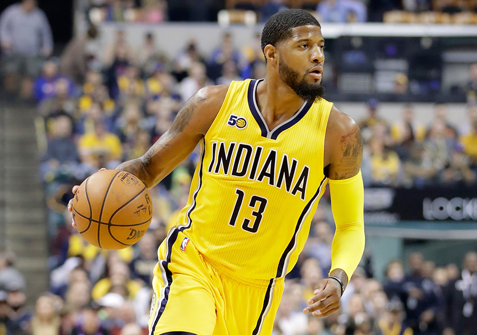 Paul George's Teammates Say The Nike PG 1 Is The Best Basketball Shoe They've Ever Played In