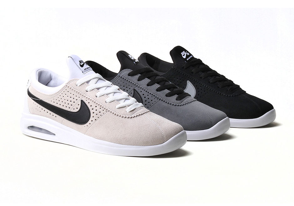 the best attitude a20a3 9f2f1 ... Taking a page from earlier Air Max converts like the Stefan Janoski Max,  Nike SB Nike SB Air Max Bruin Vapor Mens Skateboarding Shoe ...
