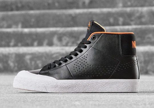 Nike SB Is Releasing The Most Durable Blazer Skate Shoe Ever