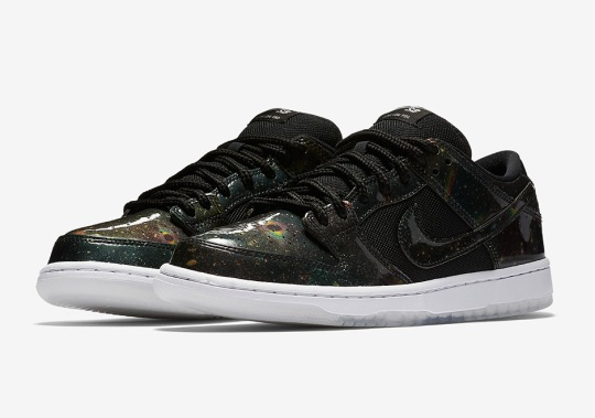 "Get High With The Nike SB Dunk Low ""Galaxy"""