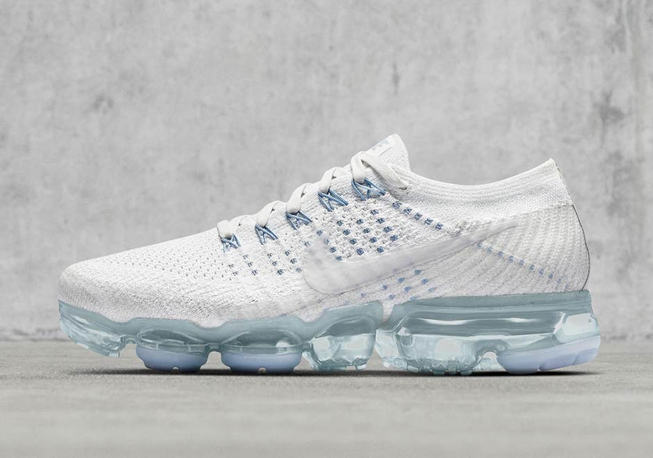 "cheap for discount 6802f d6fe9 NikeLab VaporMax ""Oreo"" Release Date April 27th, 2017 190. Color Pale  GreySail"