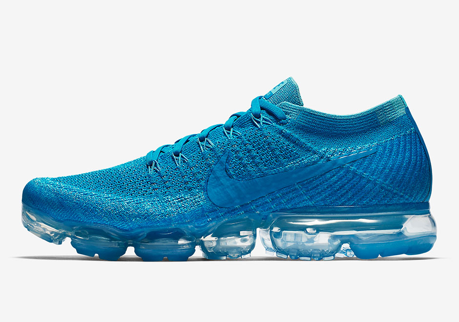 new products 9868d f2739 Nike Vapormax Blue Orbit 849558-402 | SneakerNews.com