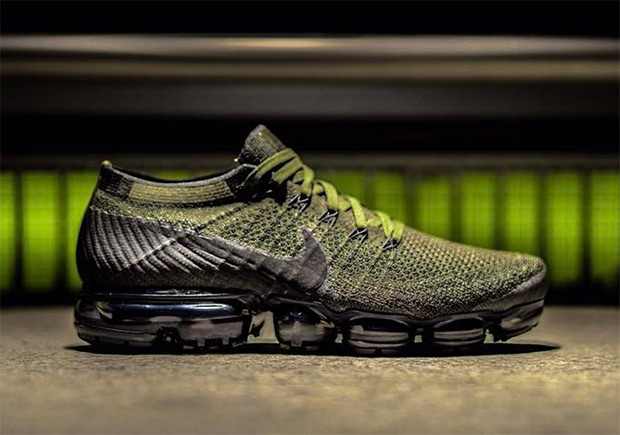 Nike Air VaporMax Appears with New Flyknit Construction