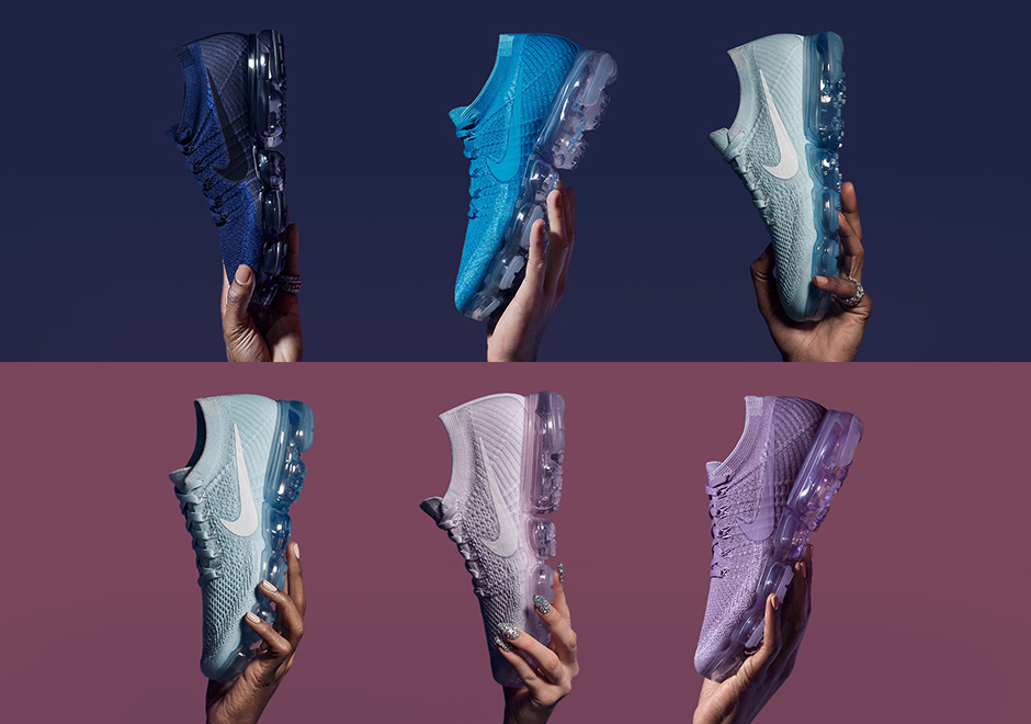 Nike Is Releasing New Limited Edition Air VaporMax Styles on April