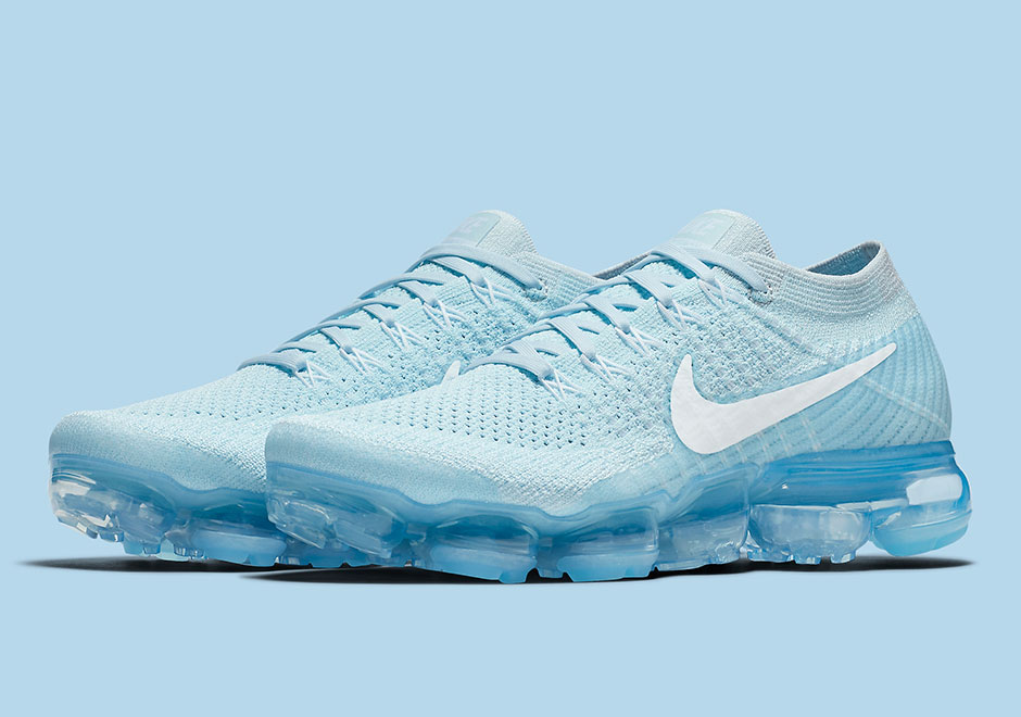 "390ebec316b0 Nike Vapormax ""Glacier Blue"" Releasing In June"