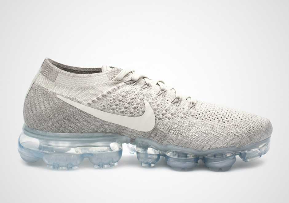 Nike Vapormax Light Grey
