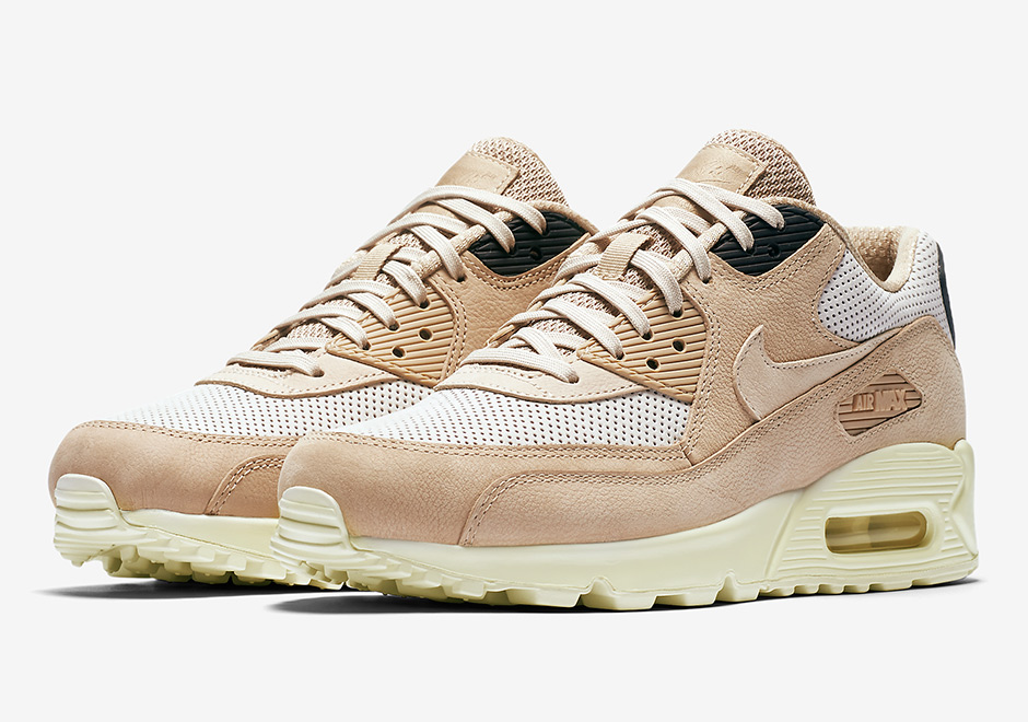 The most premium Air Max 90 that Nike has to offer is back this season in  three impressive new colorways for women. Each built in a high quality mix  of soft ... 23e28ccfb