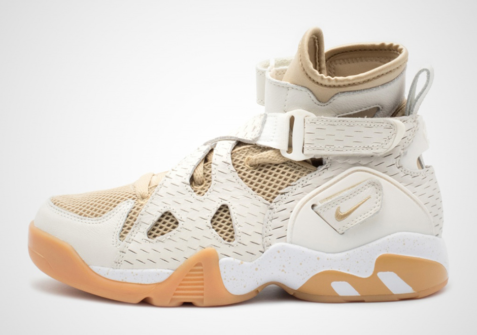 David Robinson's Nike Air Unlimited was one of the more exciting Nike  Basketball retros to come back in original 90s form given the sky-high  neoprene ankle ...