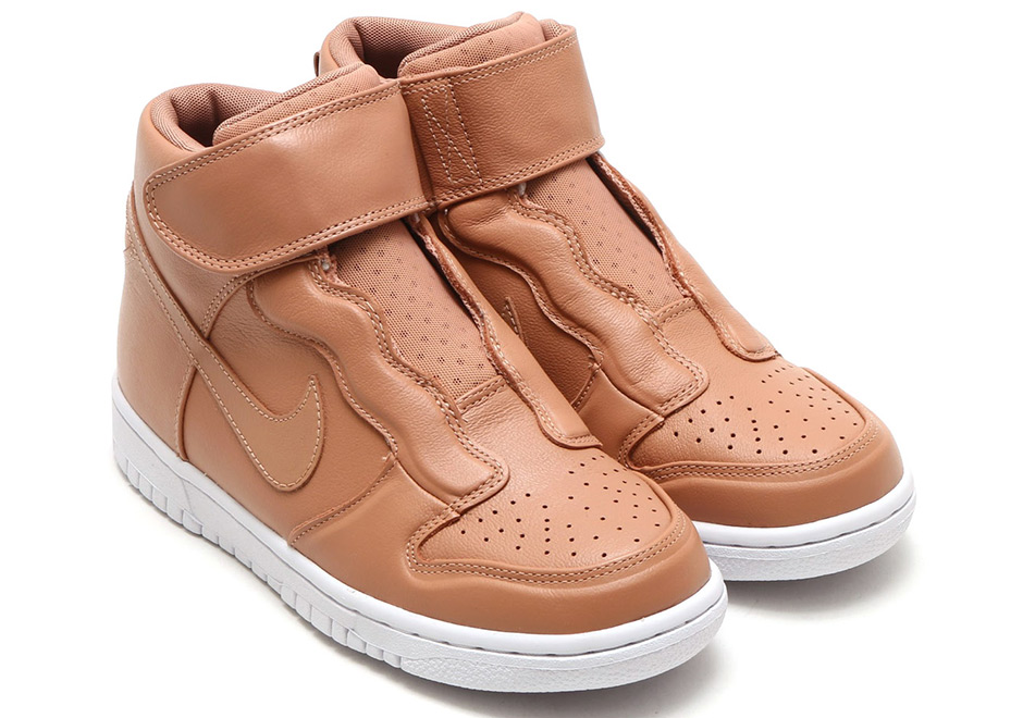 Nike Dunk High Ease Women's Shoe Clay GU5635031