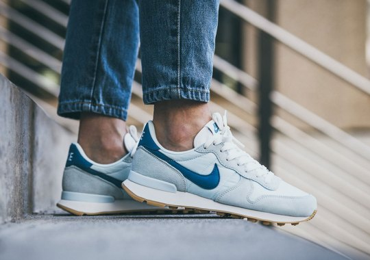 A Trio Of The Nike Internationalist With Gum Soles Is Now Available