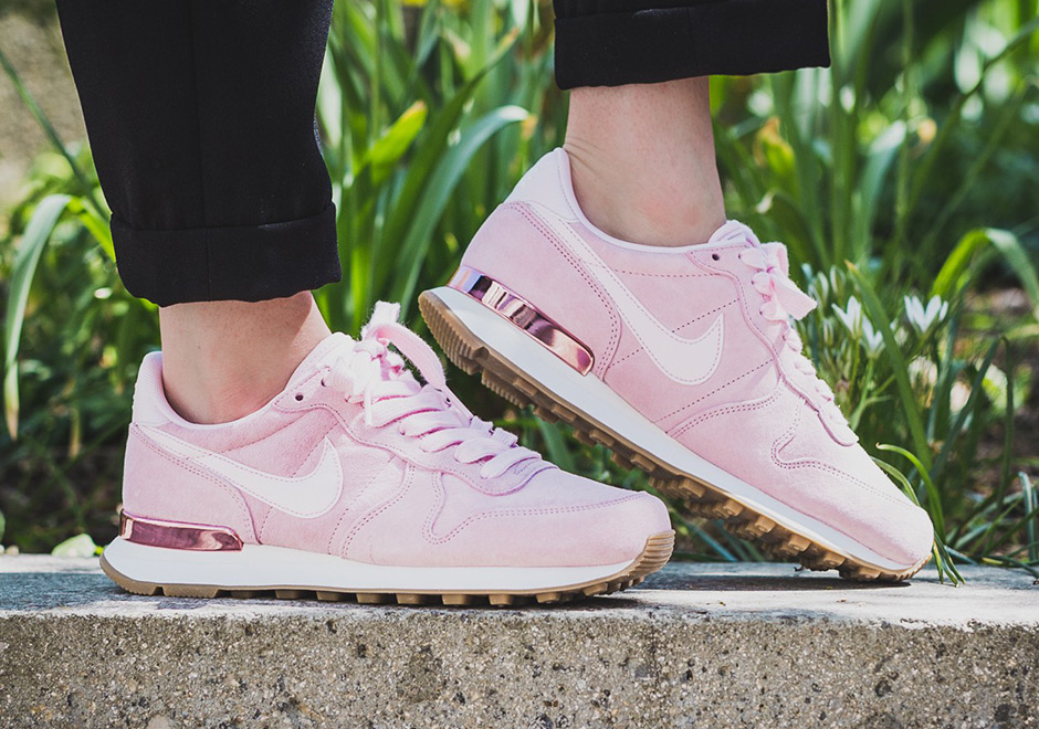 huge discount 9e7e2 581fe Nike Internationalist Prism Pink 919925-600   SneakerNews.com
