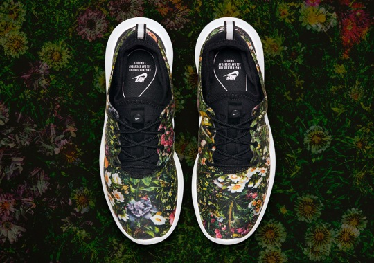"Nike Is Getting Plant-Friendly On 4/20 With ""Spring Garden"" Pack"