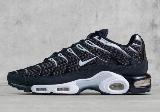 NikeLab Dresses Up The Air Max Plus In Four Colorways