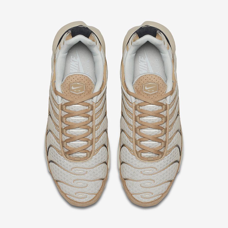 best service 89d54 683e4 NikeLab Air Max Plus Leather Pack | SneakerNews.com