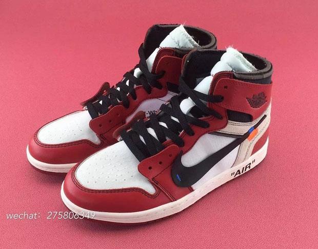 OFF WHITE x Air Jordan 1. Release Date  September 1st bcc27f42f