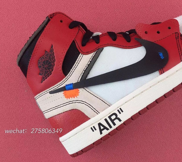 OFF WHITE x Air Jordan 1. Release Date  September 1st a2a6ee0fa