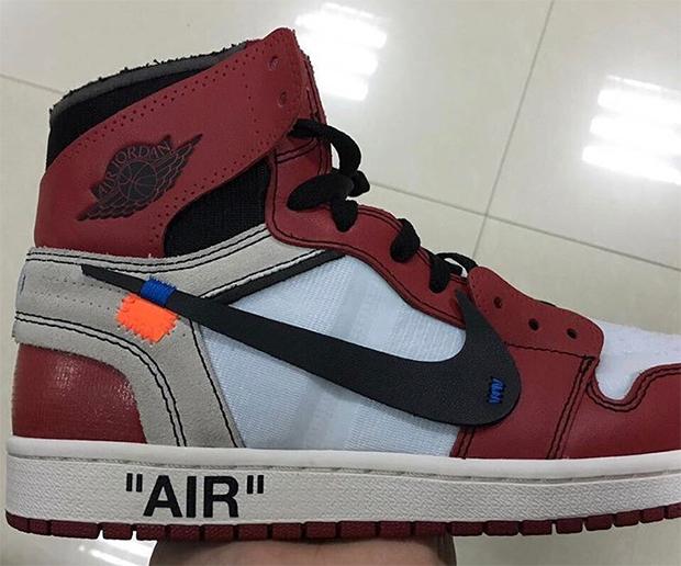 new product fa247 02e07 OFF WHITE Air Jordan 1 | SneakerNews.com