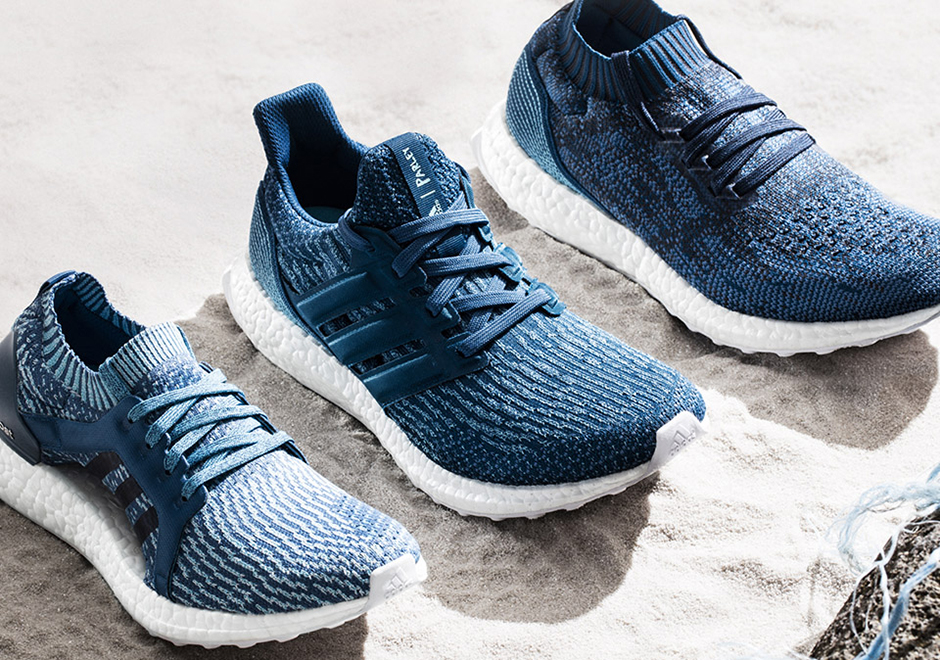 sports shoes 2a04c be385 Parley adidas Ultra Boost Collection Release Date ...