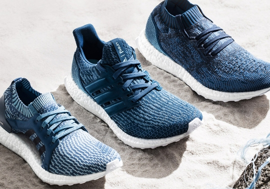 adidas and Parley's Latest Sustainable Ultra Boost Collection To Release May 10th