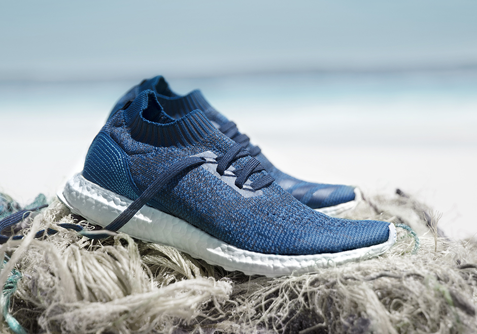 d55add9e5a3da Color Adidas Ultra Boost Uncaged Parley Coral Bleach Size 8 ...