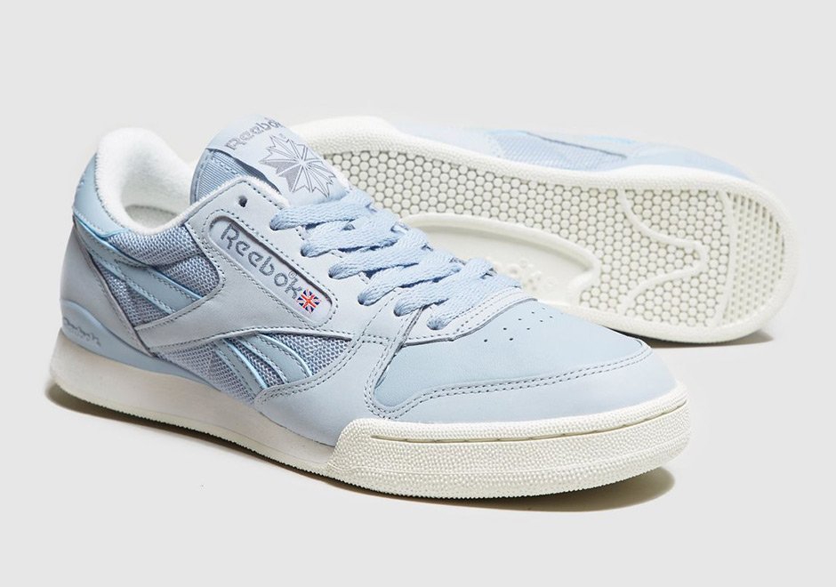 official photos 2f069 54d27 Reebok Phase 1 Pastel Light Blue | SneakerNews.com