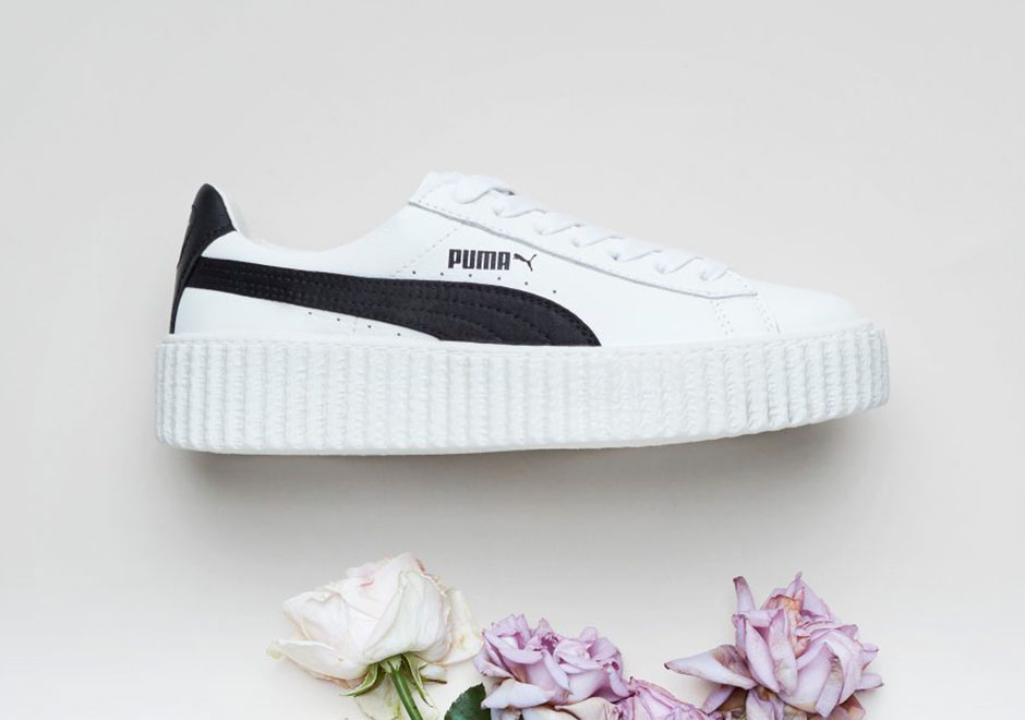 puma creeper leather