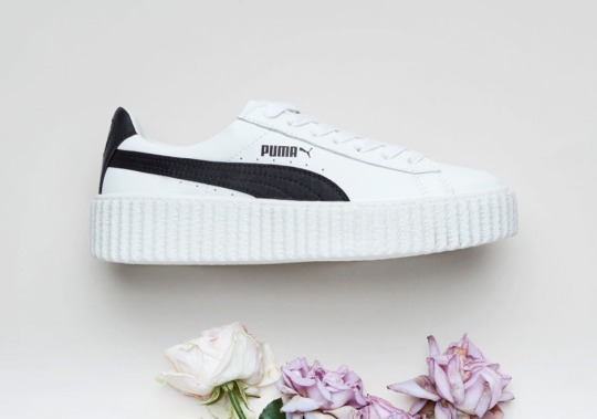 "Where To Buy The Rihanna Fenty Puma Creeper ""Leather"" Pack"
