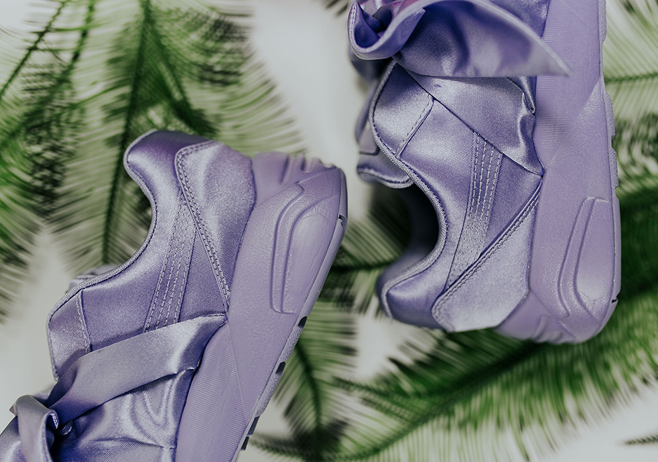 official photos 21517 c5015 Puma Rihanna Bow Sneakers - Latest Releases | SneakerNews.com