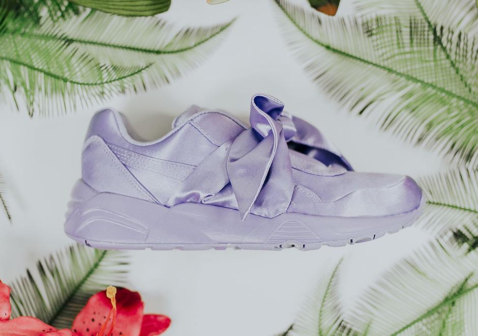 official photos e77d9 906f0 Puma Rihanna Bow Sneakers - Latest Releases | SneakerNews.com