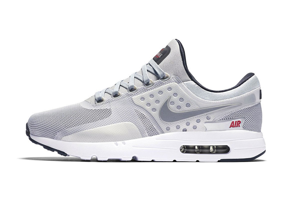 Bullet Releases Nike Air Silver April 2017 Max qr8taU8