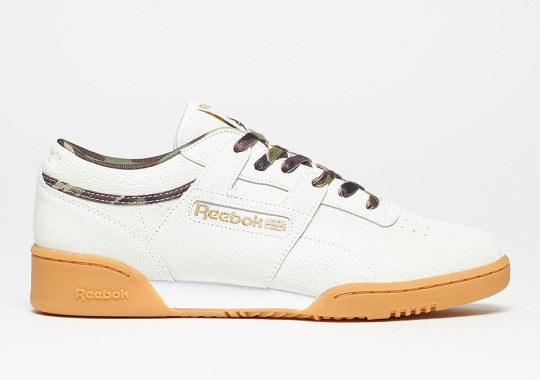 "The Sneaker Politics x Humidity x Reebok Workout Lo ""Soldier"" Arrives At Global Retailers"