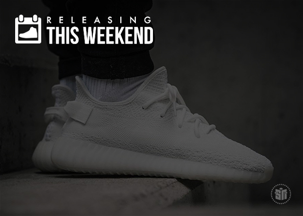 d7401117d5f521 Sneakers Releasing This Weekend - April 29th