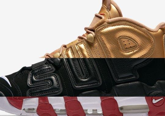 "Nike.com Restocking The Supreme ""Suptempo"" Tomorrow"