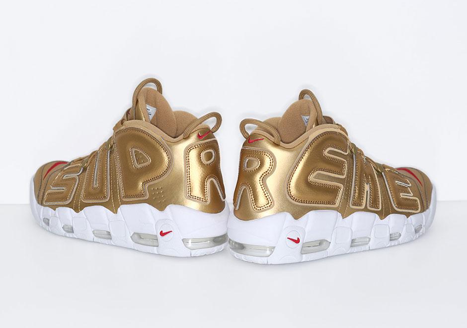Testificar Sorprendido Estado  Supreme Nike Uptempo Suptempo Release Date | SneakerNews.com