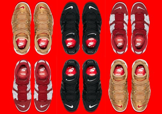"Supreme x Nike ""Suptempo"" Restocking On Nike.com?"