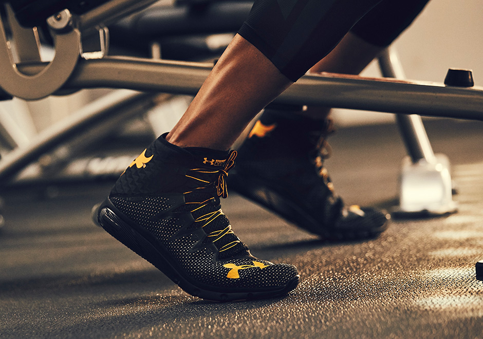 finest selection d8cde 0a446 The Rock s Signature Shoe Is Under Armour s Fastest Selling Shoe Of 2017