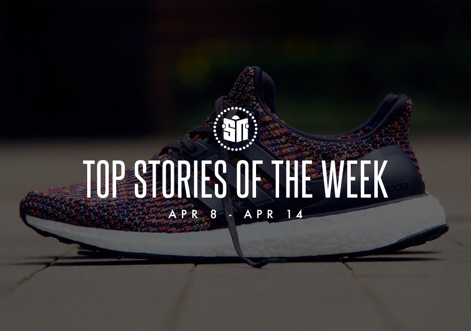 Top Stories Of The Week: April 8-14