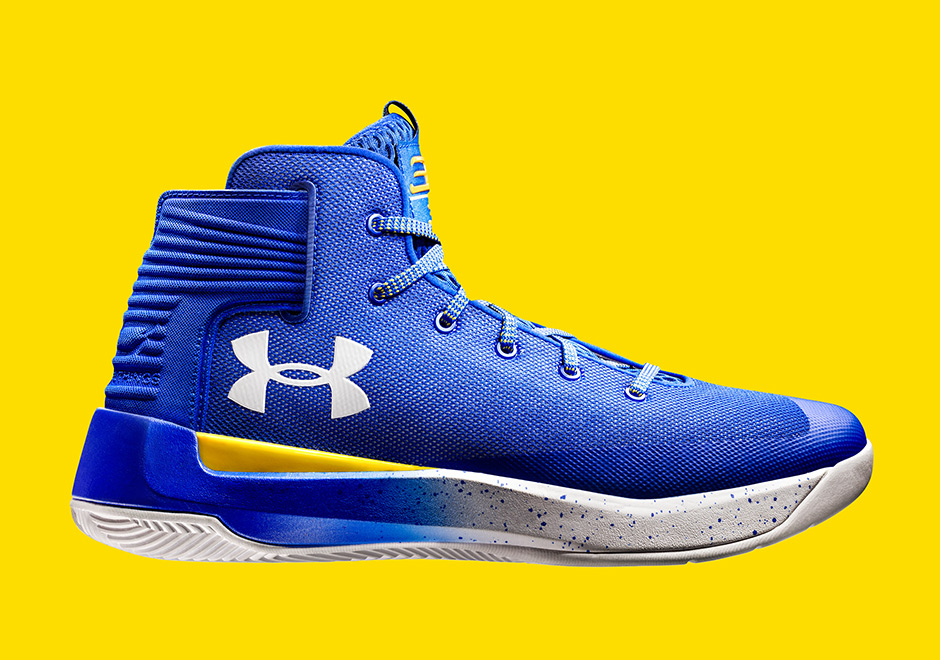 Under Armour Curry 3ZER0 Release Date