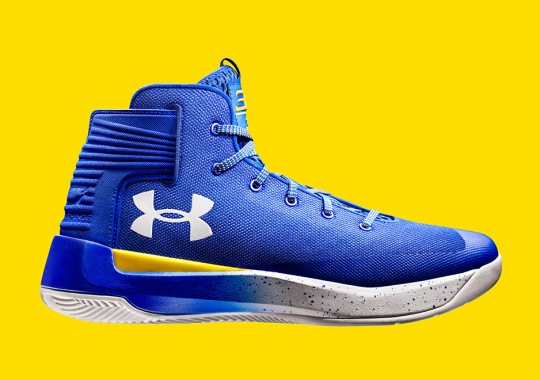 Steph Curry Starts Quest For NBA Finals Revenge With New UA Curry 3ZER0