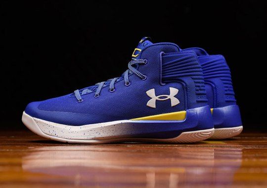 Steph Curry And The UA Curry 3ZER0 Advance After Easy Sweep Of Trail Blazers